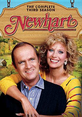 NEWHART:COMPLETE THIRD SEASON BY NEWHART (DVD)